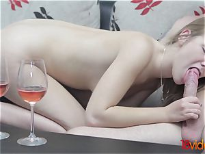 barely legal Videoz - Alexis Crystal - Morning coffee and lovemaking