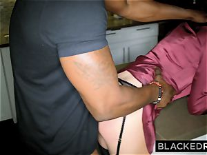 BLACKEDRAW insatiable wifey Calls For big black cock As briefly As hubby Is Gone