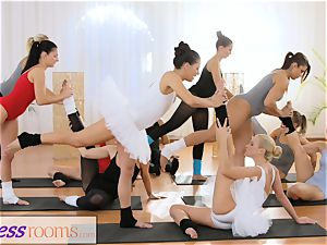fitness rooms small ballet educators secret 3 way
