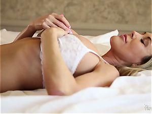Brandi love sensual boning with a stranger