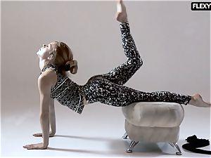 magnificent arse gymnast Rita