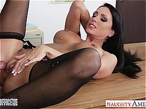appetizing Jessica Jaymes has a honeypot prepped for a boink