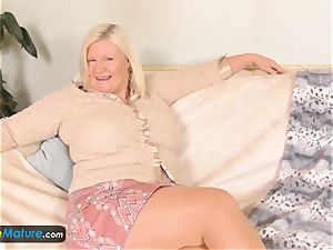 EuropeMaturE Solo big-boobed grandmothers Compilation