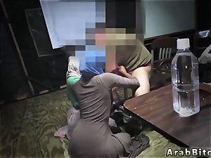 Muslim muff Sneaking in the Base!