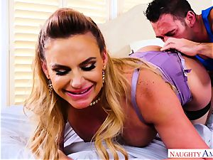 Phoenix Marie getting pounded from every direction