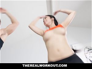 TeamSkeet - Deluxe Package fuck-a-thon With asian fitness Guru