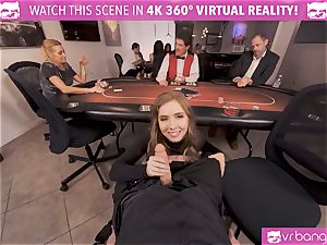 VRBangers.com-Busty stunner is pummeling stiff in this agent