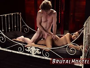 crazy dominance the douche The sexual domination ends in the only way it could for a