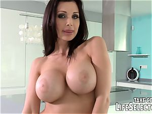 Meet Aletta Ocean and be brainy to fuck her