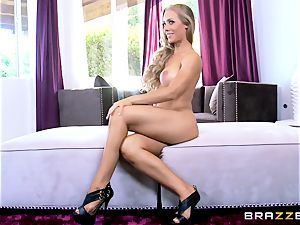 insane Nicole Aniston gets an cunny internal ejaculation