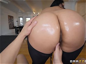 Cristal Caraballo humped in her latina pussyhole