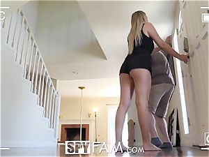 SPYFAM NO party unless step daughter-in-law romps step dad