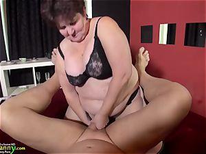 bbw and slender grandma gone sexual compilation