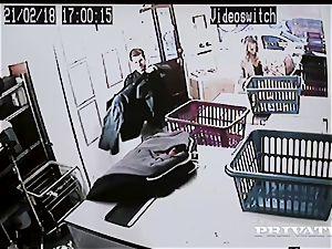 Private.com - Mia Malkova gets porked in the laundry