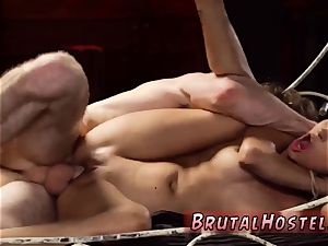 attempts bondage skimpy lil' Jade Jantzen, she just wished to have a joy vacation with her