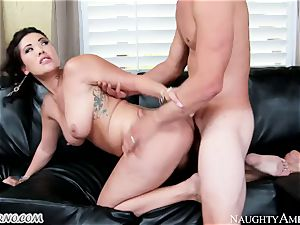 asian London Keyes seduced the hubby of her hottest pal