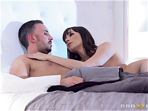 Dana Dearmond ignites her love life with her naughty spouse