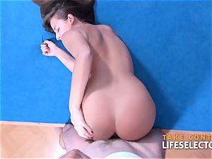 Amirah Adara - cum babe in action pov