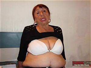 LatinaGrannY super-hot Spanish grandmother nymphs Slideshow