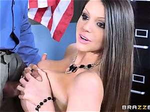 Brooklyn chase fucks her students parents