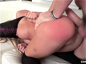LiveGonzo Amy Brooke In enjoy With anal invasion action