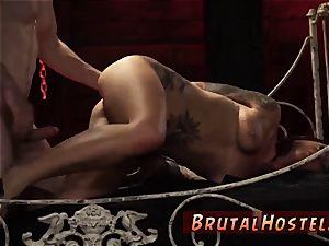 brutish punishment sexually aroused youthfull tourists Felicity Feline and Jade Jantzen are