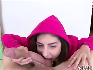 tough sex jizz flow compilation Nina North gets used and d