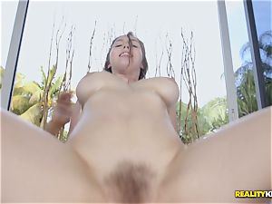 fantastic Lena Paul is lubed up and truly naughty