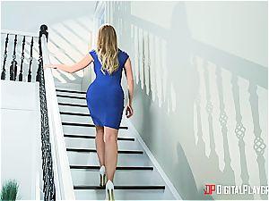 Britney Amber can seduce any men she luvs