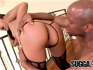 molten ebony skin Diamond ass-fuck Annihilation