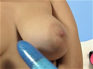 toys galore with nasty crazy nubile
