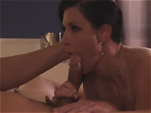 The Game part two with milf black-haired India Summers