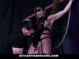 DeviantHardcore - gonzo nubile boned in dungeon