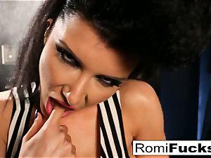 Romi Rain girl/girl joy