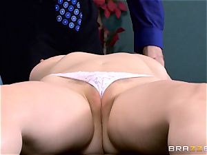 Patient Penny Pax porked by fat dicked doctor