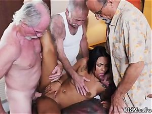 aged guy licks damsels backside Staycation with a brazilian sweetheart
