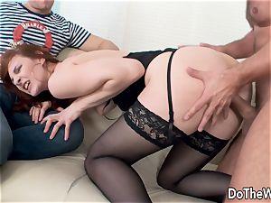 Cuck observes wife Irina Pavlova Have lovemaking