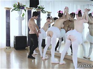 dorm gang hook-up Ballerinas