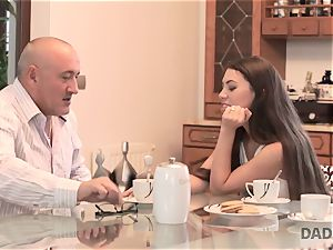 DADDY4K. hook-up with aged dude is what cutie needed to attempt in her life