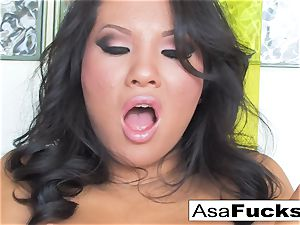 Here is a spectacular butt solo of the beautiful Asa Akira