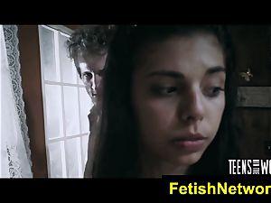 TeensInTheWoods Michelle Martinez marionette