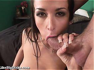 Carmella Bing gets melon smashed