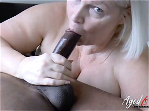 AgedLovE Lacey Starr xxx bi-racial fuck