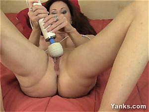buxomy mummy Catherine vibrating Her poon