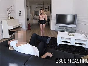 youthful hooker lady Ally gets cum in her gullet on hidden camera